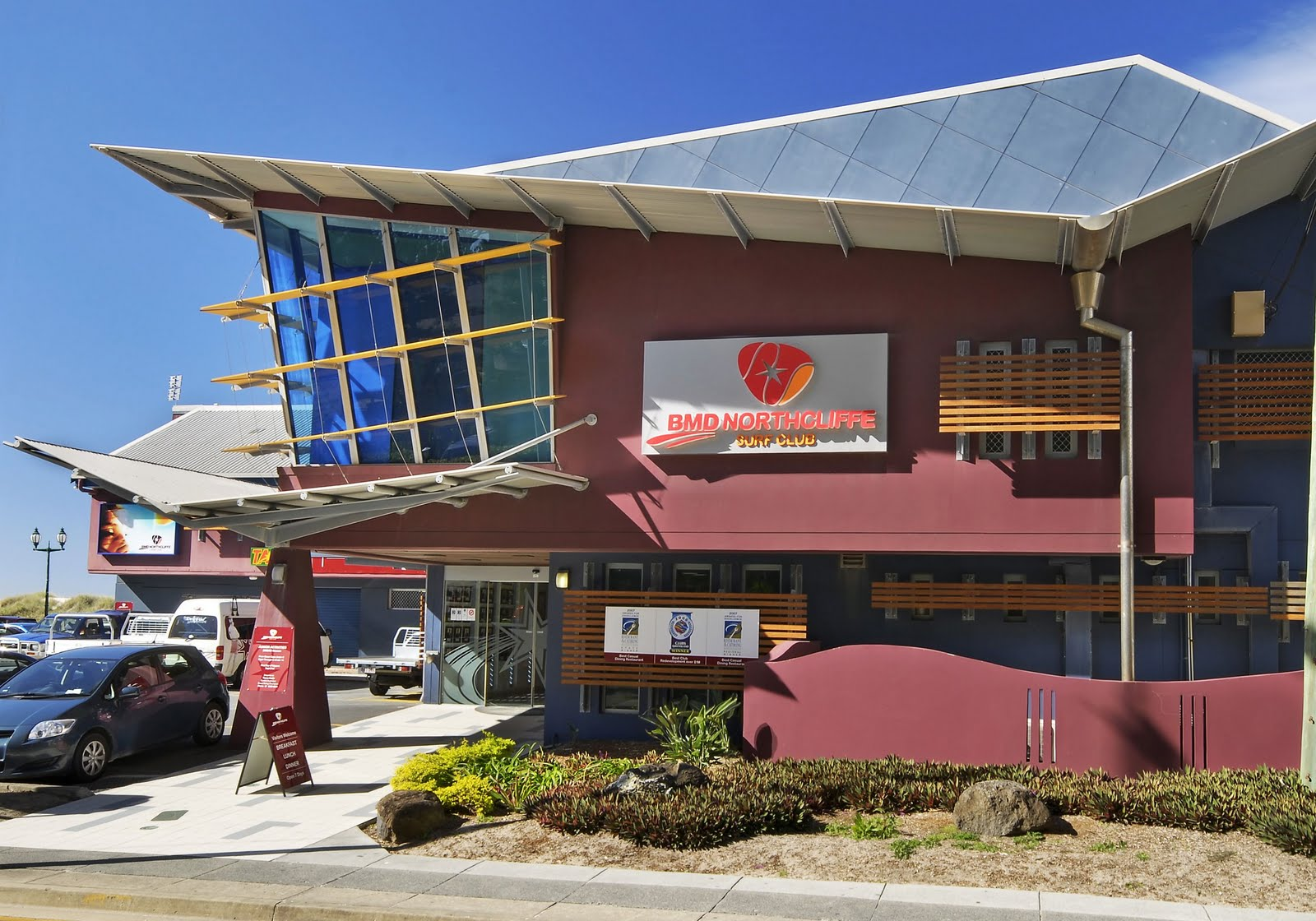 Gold Coast Surf Club Restaurants