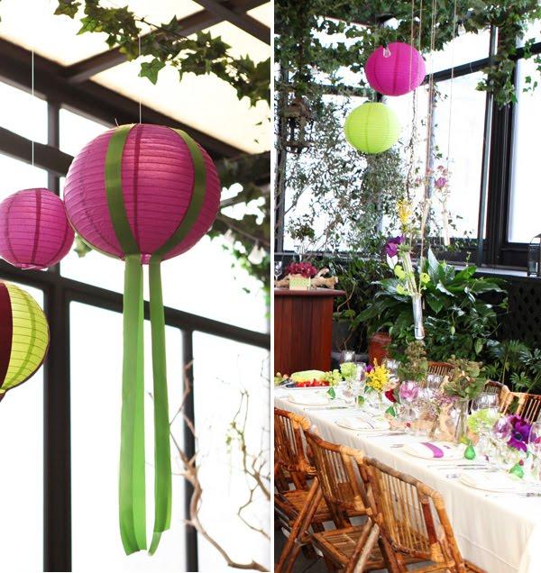 Purple And Green Wedding Ideas: Marry2Love: Indoor Garden Wedding