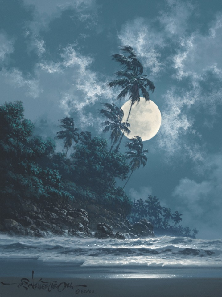 Roy Tabora. Морские пейзажи 17