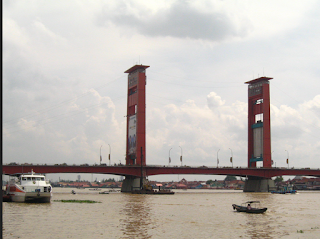 Hal Membanggakan Kota Palembang