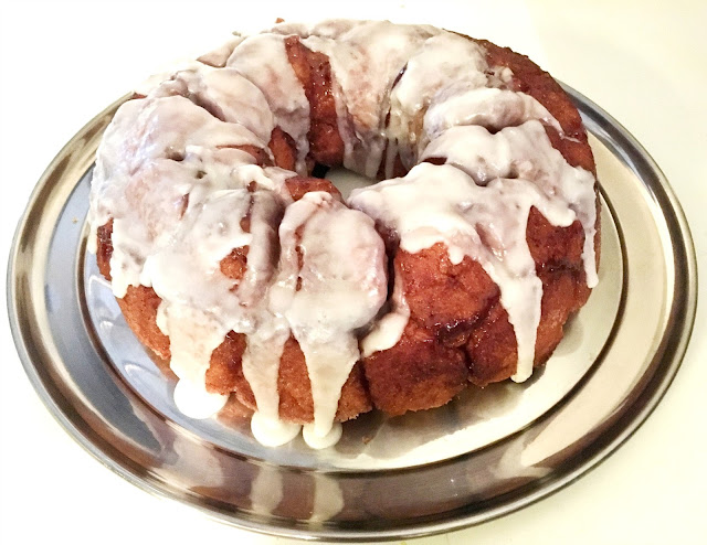 Ioanna's Notebook - Cinnamon Monkey Bread