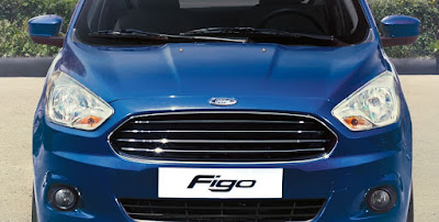 New Ford Figo 2016 Headlight