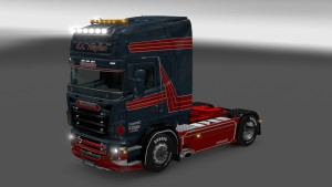 Heylen Transport Scania RJL skin