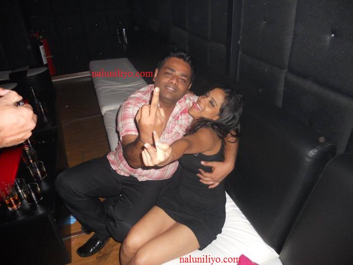 Menaka Maduwanthi drunk