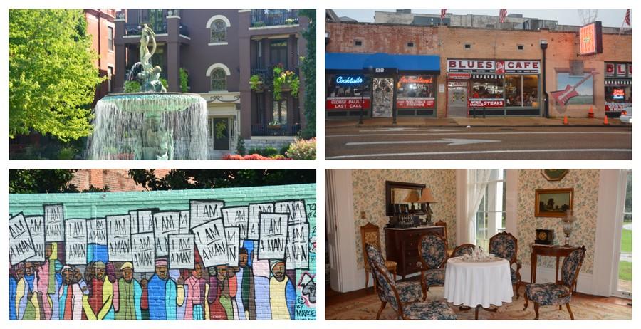 Bell architecture et droits civiques dans le Sud des Etats-Unis