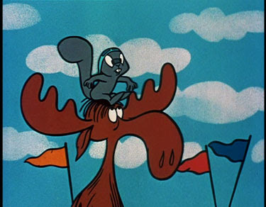 RETRO KIMMER'S BLOG: ROCKY AND BULLWINKLE!!!