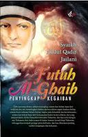 Kitab FUTUH AL GHAIB, Risalah Ke-60