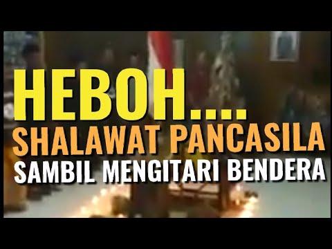 Viral Video Shalawat Pancasila, Ternyata Kelompok ini Pelakunya