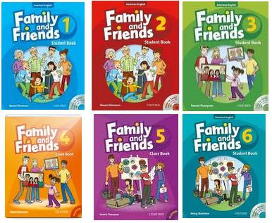 حل كتاب family and friends 2 workbook
