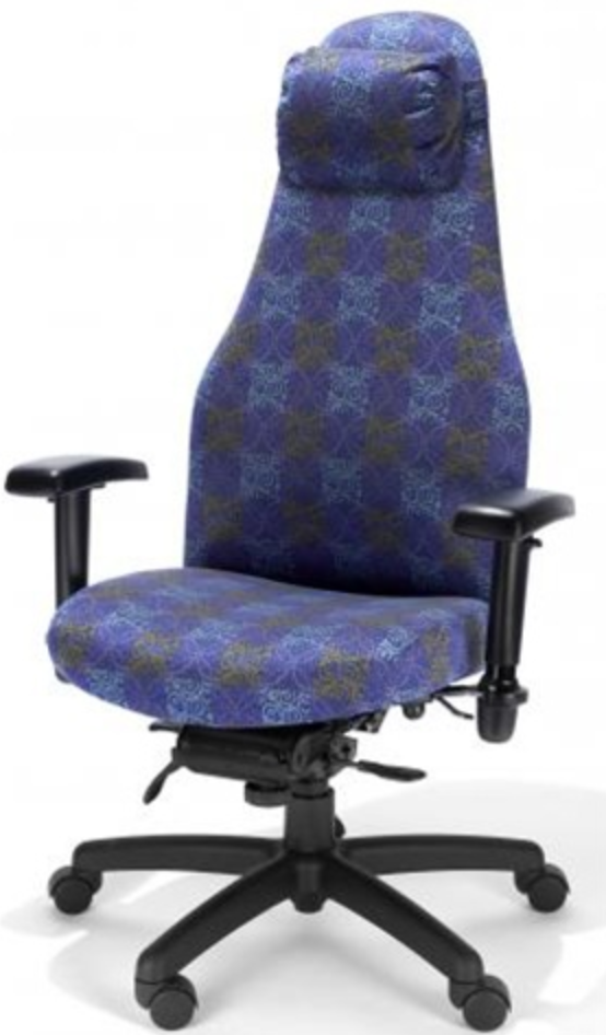 High Back Internet Office Chair