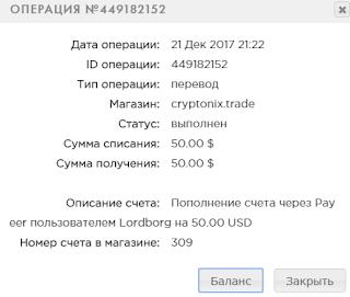 cryptonix.trade mmgp