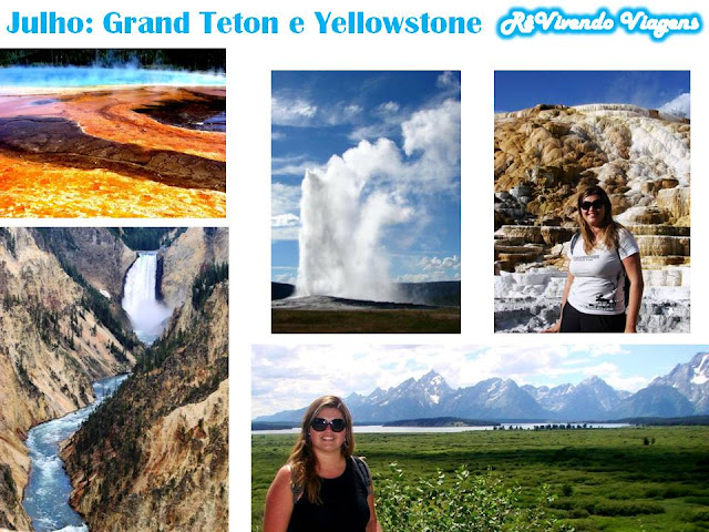 Grand Teton Yellowstone