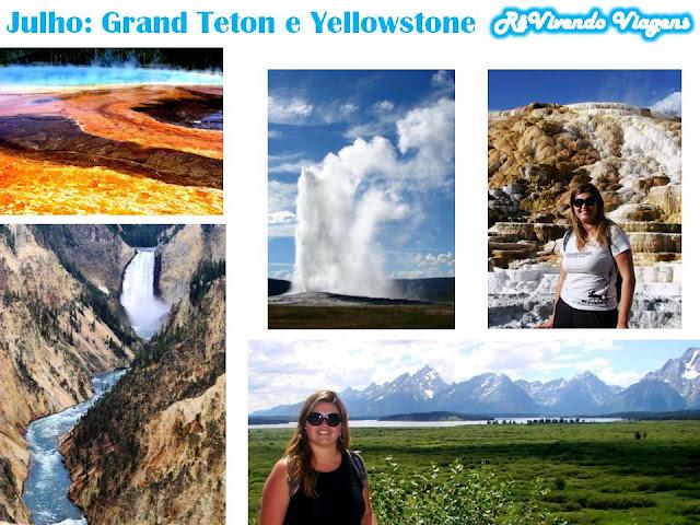Grand Teton Yellowstone