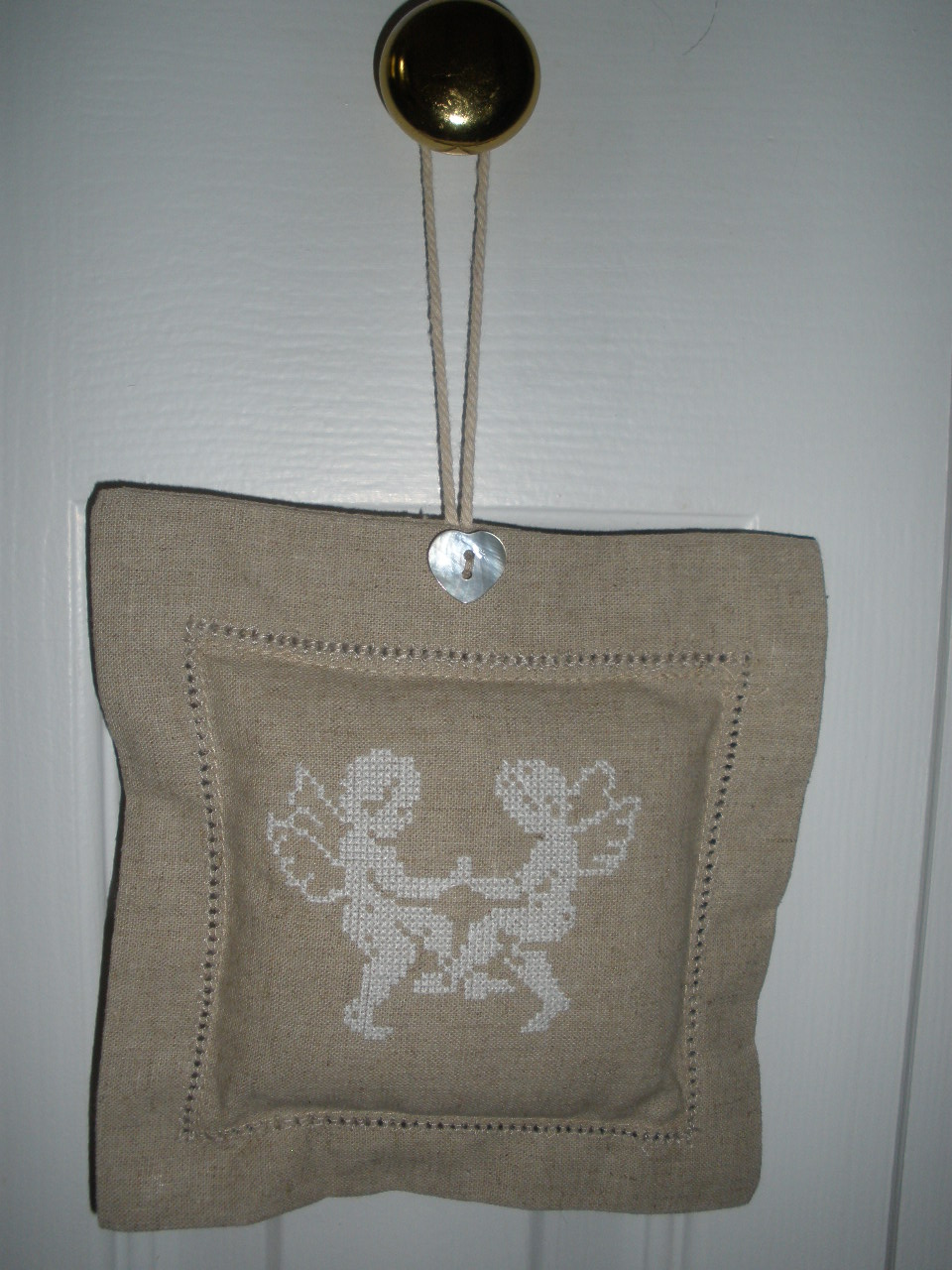 Mariette S Back To Basics My French Linen Angels Info