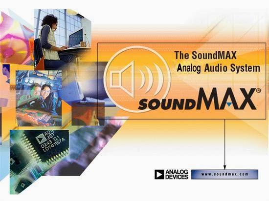 Download soundmax audio drivers.