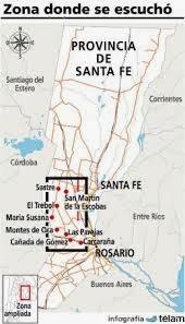 Meteorito Santa fe Argentina