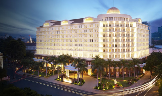 Ho Chi Minh's luxury hotel is attractive to investors