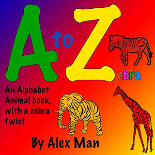 a to zebra book