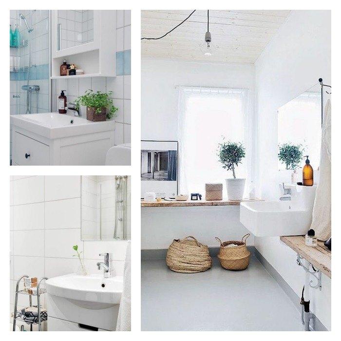 inspiración baños reformados sin obras