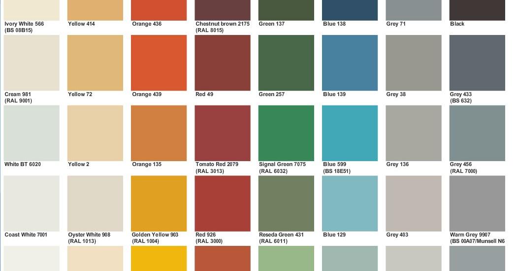 Baru 33 Katalog Warna Cat Tembok Jotun Exterior