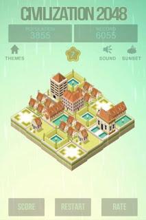 Rebuild Civilization 2048 APK For Android Mod APK