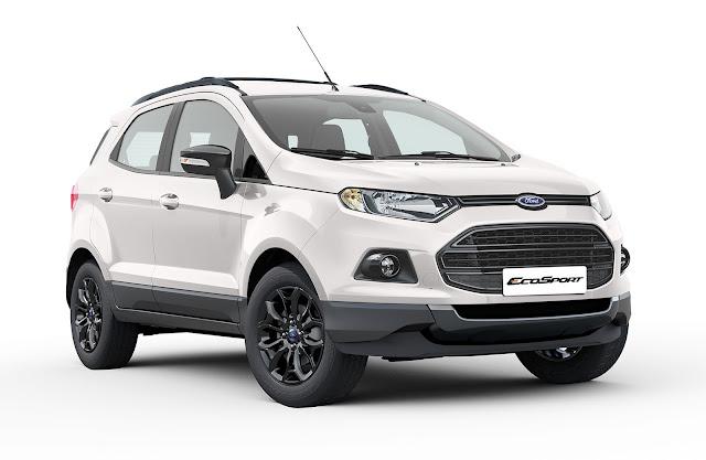 ¿Viajas con tu Ford Ecosport?