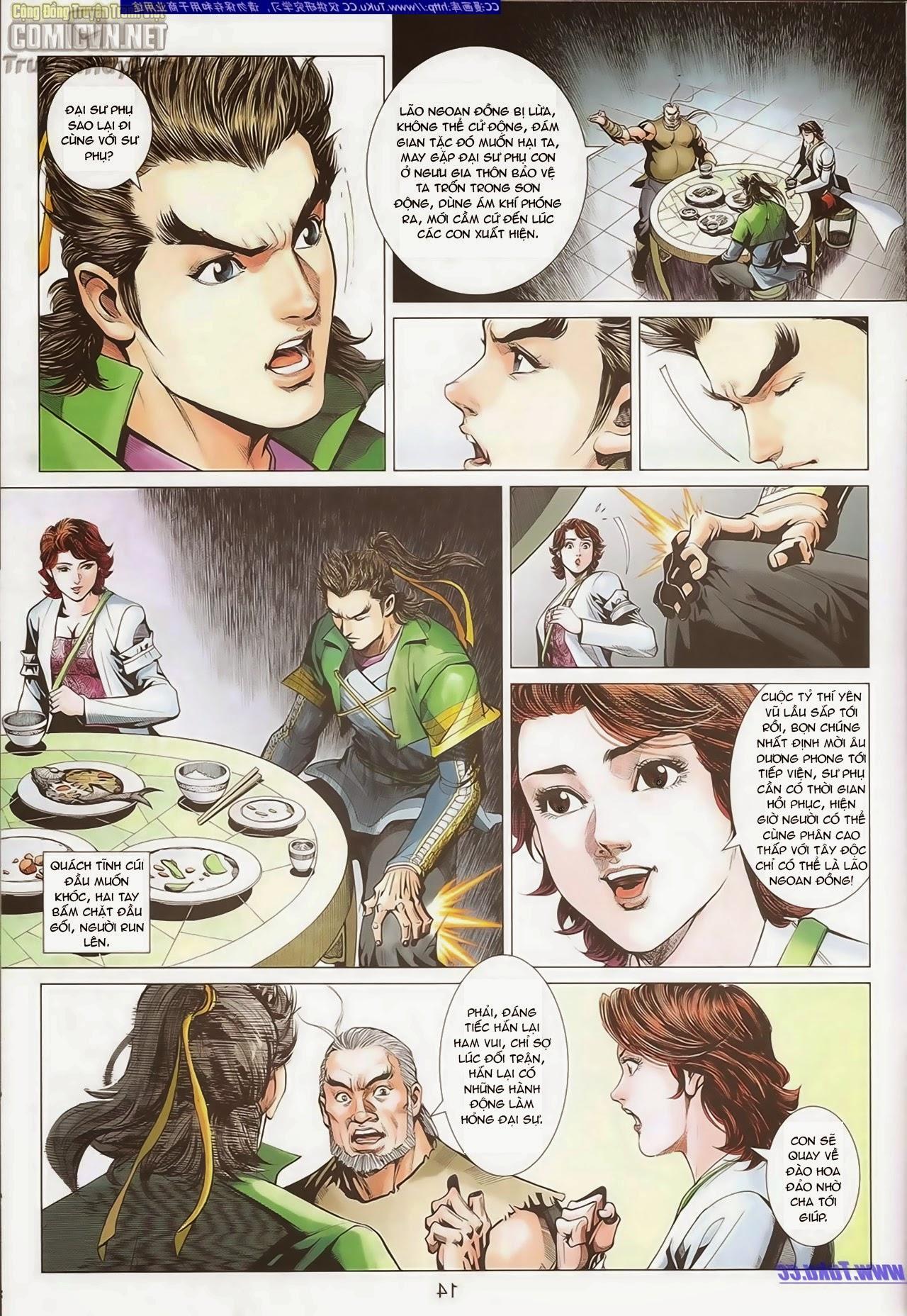 Anh Hùng Xạ Điêu  Chap 084 - Truyenmoi.xyz