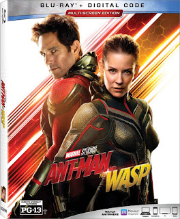 Marvel Studios Ant-Man and the Wasp on Blu-ray