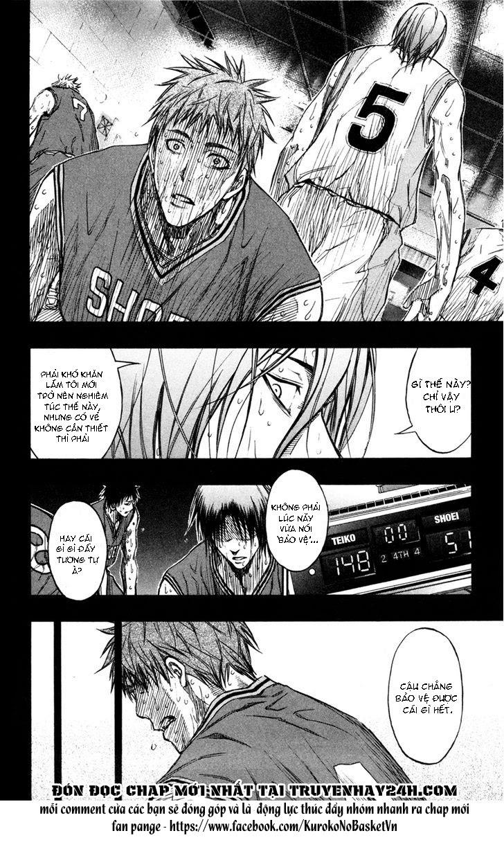 Kuroko No Basket chap 157 trang 5