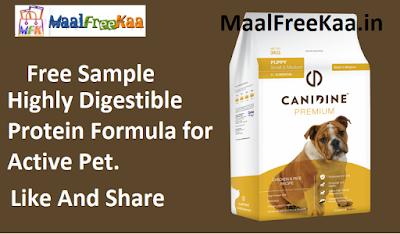 Free Pet FOOD