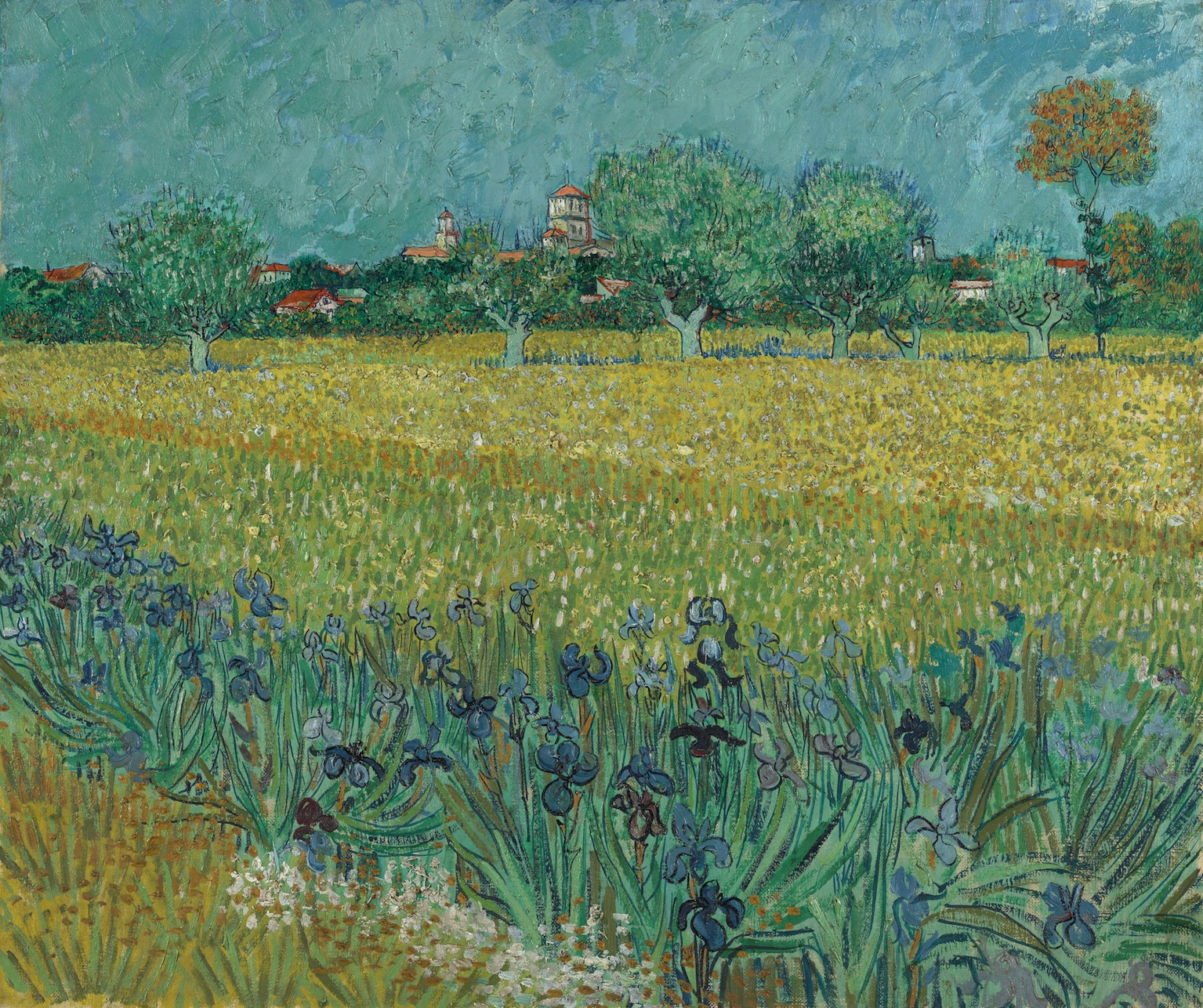 Toulon Arles The Provence Post Van Gogh Show Opens In Arles May 14
