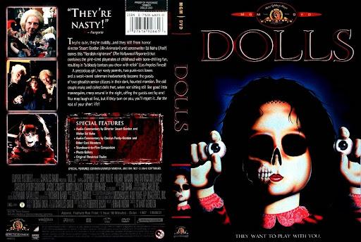 little shop of horrors dolls aka the doll 1987 usa. Black Bedroom Furniture Sets. Home Design Ideas