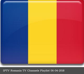 IPTV Romania TV Channels Playlist 2018