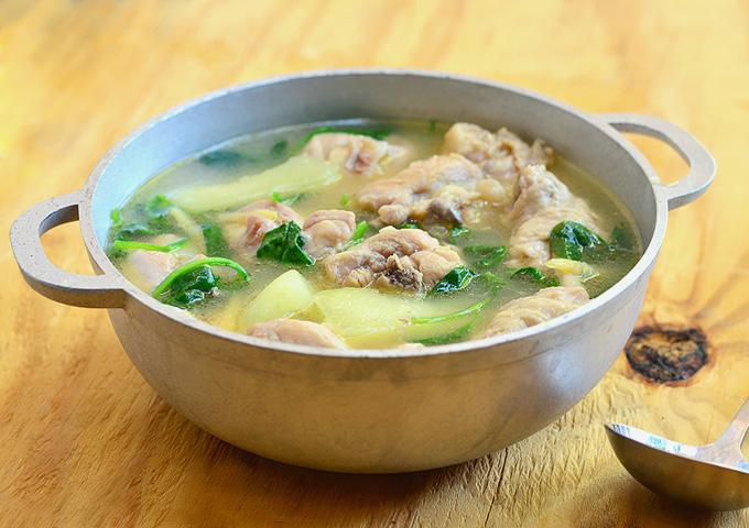 How to Cook Tinolang Manok - Recipe