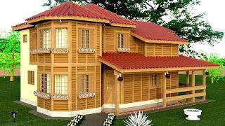 Casas nova aurora casa cl ssica r stica for Casa rustica classica