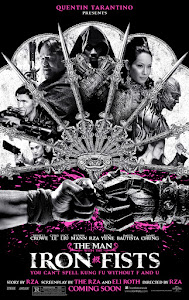 The Man with the Iron Fists Poster