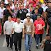 Acaranya Digagas ASN, Jokowi Hadir Pakai Kaos Kampanye