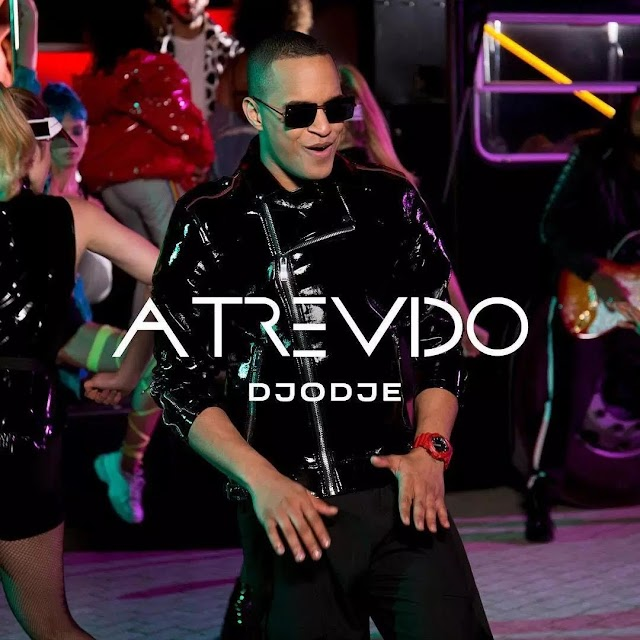 Djodje - Atrevido [Prod. by Mr. Marley] [Latino]  (2o19) - [WWW.MUSICAVIVAFM.BLOGSPOT.COM]