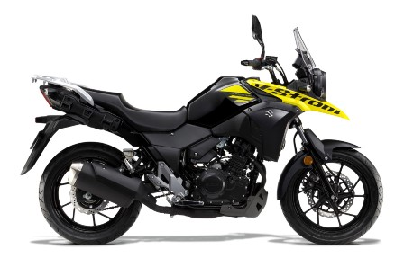 Suzuki V Strom 250 warna, spesifikasi dan harga