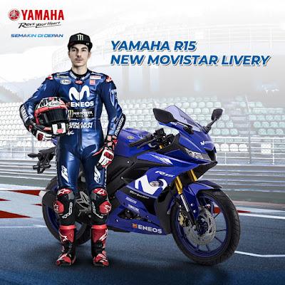 Yamaha MotoGP Livery