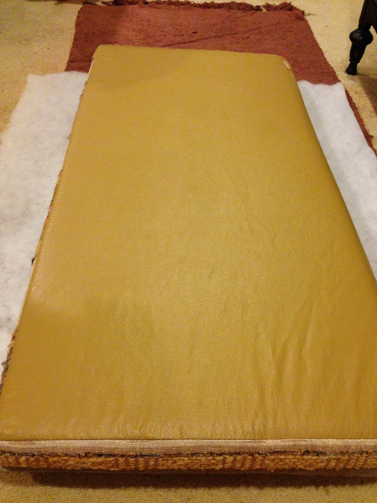 Reupholstering Sofa Cushions Do It Yourself 8 Way Hand Tied Sectional Camping Dinette Cushion Upholstery