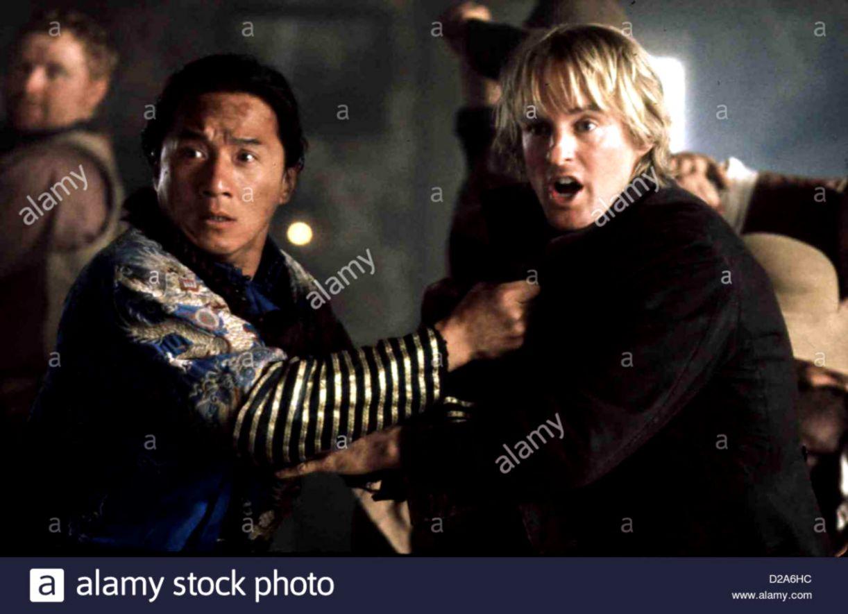 Shang High Noon Shanghai Noon Jackie Chan Owen Wilson Chon Wangs