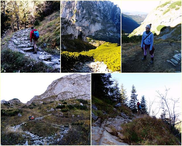 Szlak na Kopę Kondracką Doliną Małej Łąki