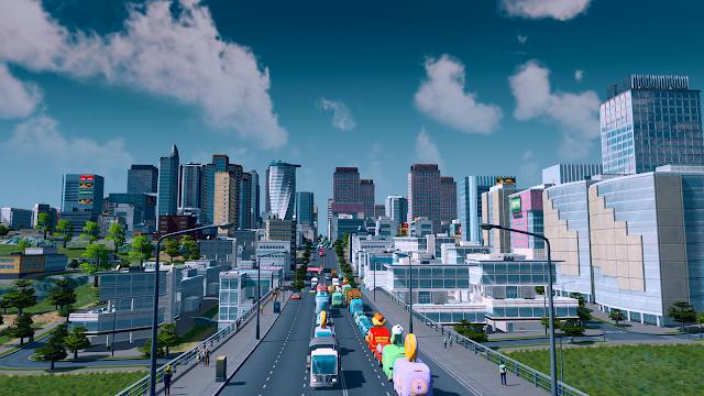 Los mods llegan a la versión para Xbox One de Cities: Skylines