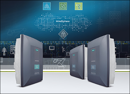 Siemens Firmware Connects RFID to MindSphere Cloud-based IoT