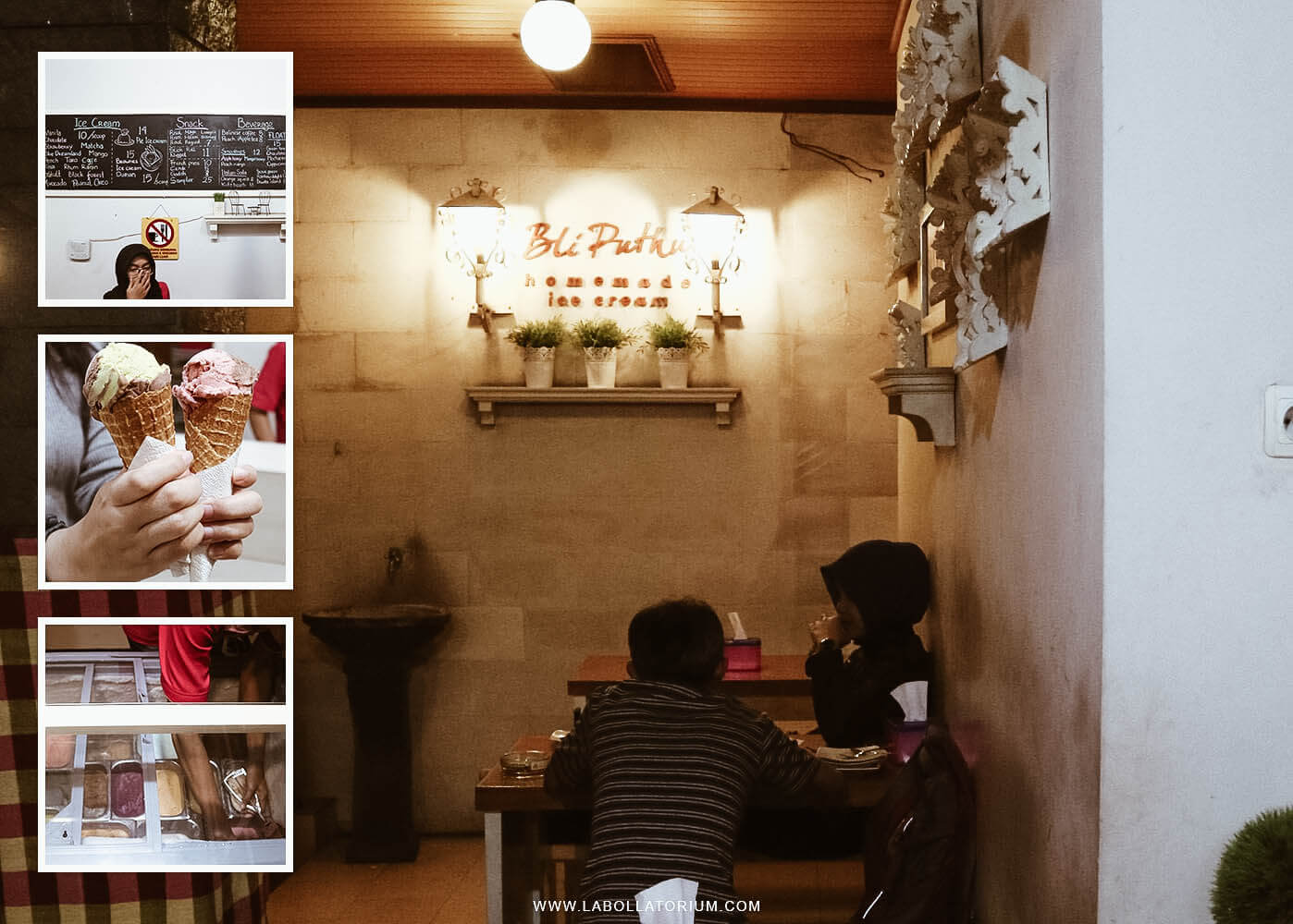 Bli Puthu Gelato Kediri - 7 Tempat Recommended Saat Explore Kediri Circa 2017