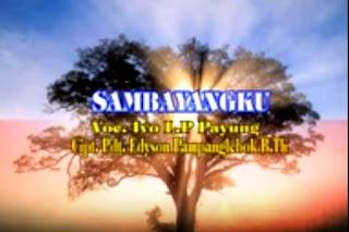 Lirik Lagu Toraja Sambayangku (Ivo L.P Payung)