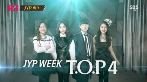 Survival Audition K-pop Star Top3 K-pop Star Top3 Jung Seung Hwan  Deulgukhwa Please Lee Jin Ah Sanulrim recollection Katie Kim Tashannie Day by Day Lily M Rain I Do enjoykorea hui K-pop