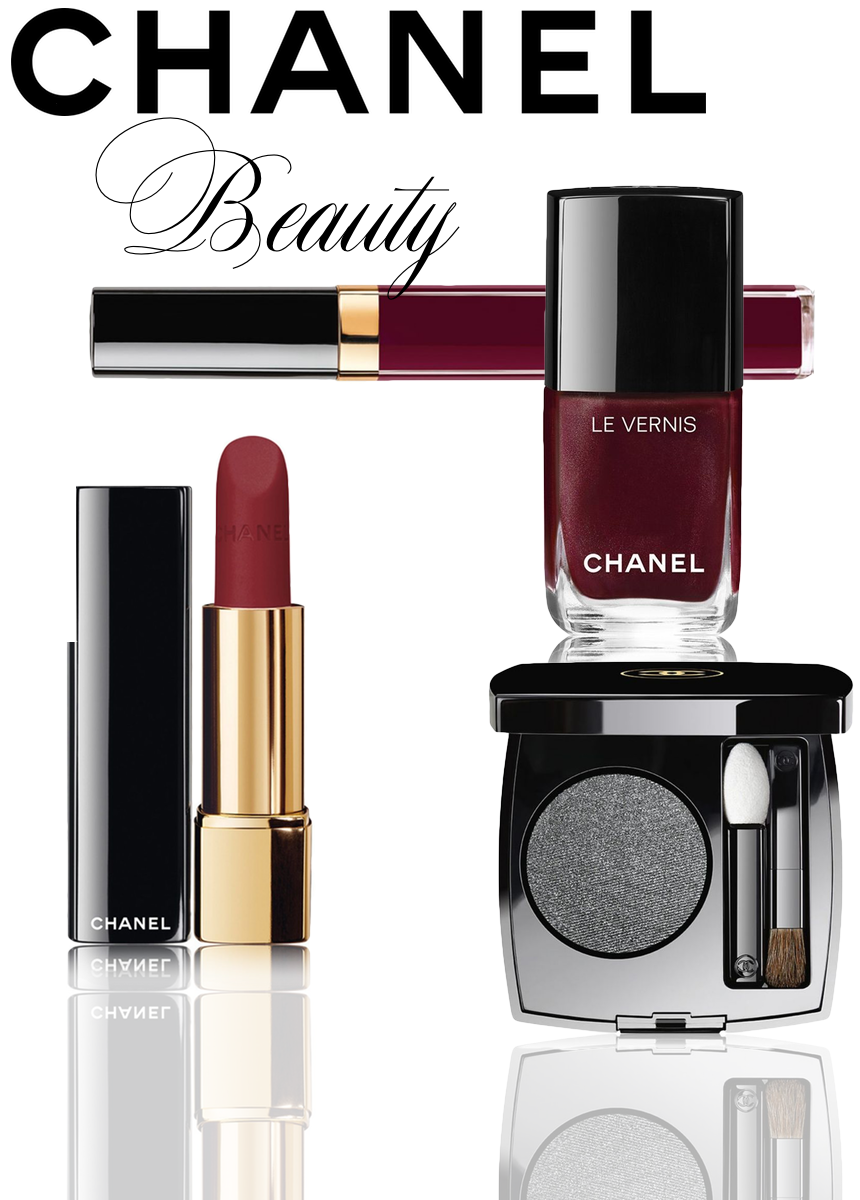 LOOKandLOVEwithLOLO: Chanel Beauty