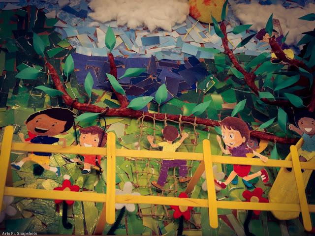 Εκθεση παιδικών έργων